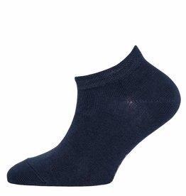 Ewers Sneaker Sokken Zwart (2 Stuks)