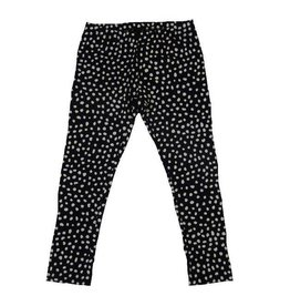 Lofff Legging FL SJL Black-off white