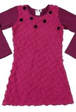 Lofff Creative dress Fuchia