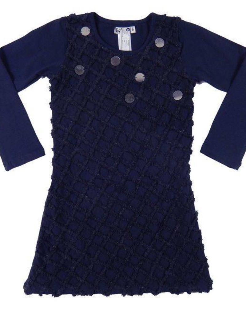 Lofff Creative dress Dark Blue