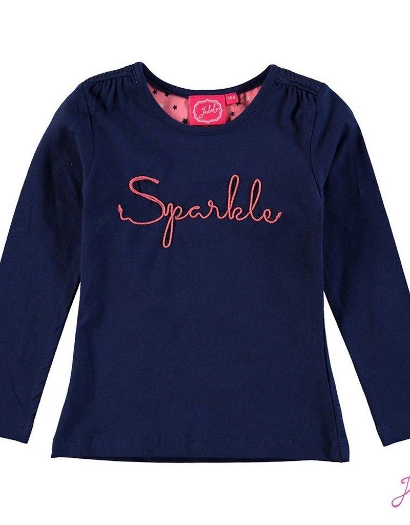 Jubel T-shirt l/m Sparkle Cheer