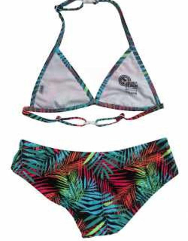 Just Beach Bikini Cherry Leaves
