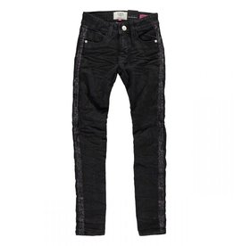 Cars Jeans Broek Maurelle Denim Black Used