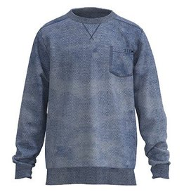 Jumping The Couch Sweater blue