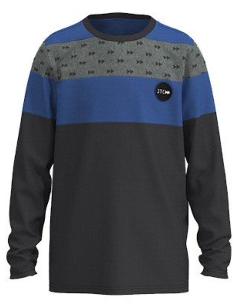 Jumping The Couch Long-Sleeve 1 - GRY