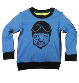 Legends 22 Sweater Floris - Bright blue