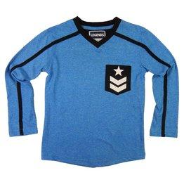 Legends 22 Shirt Koen - Bright blue