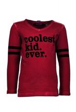 B. Nosy boys garment dye shirt with 1 color print