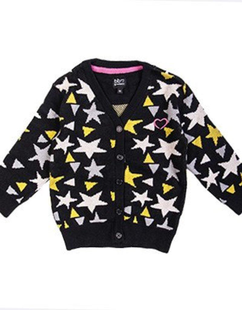 Beebielove Cardigan stars - ANT