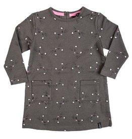 Beebielove Sweat dress - GRN