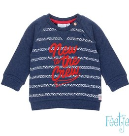 Feetje Sweater AOP Crew Coolest Kid