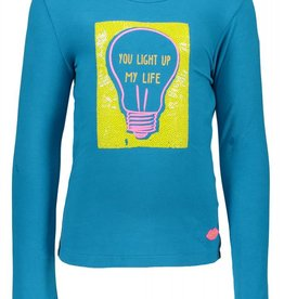 Kidz Art Girls T-shirt l/s light