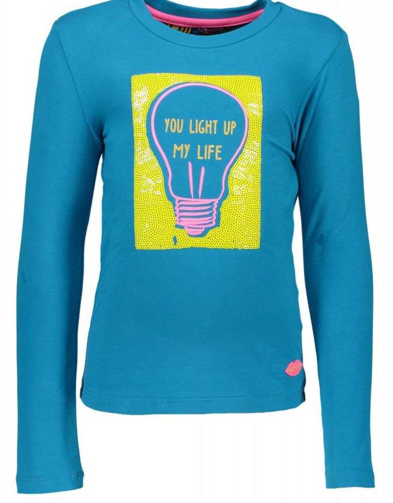 Kidz Art Girls T-shirt l/s light