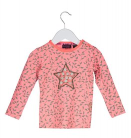 B. Nosy baby aop shirt with star application