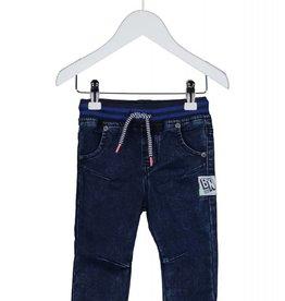 B. Nosy baby boys jog denim pants with rib waistband