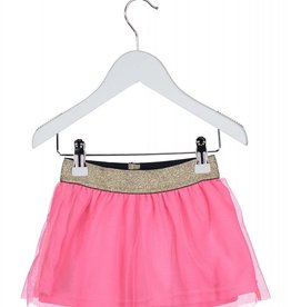 B. Nosy baby girls double layer skirt