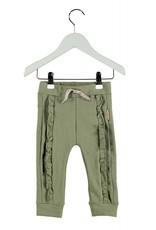 B. Nosy baby girls sweat pants with ruffle - Crocodile