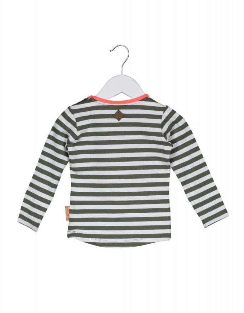 B. Nosy baby YD ls shirt - Crocodile