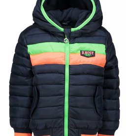 B. Nosy boys quilted jacket with contrast parts at body