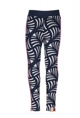 B. Nosy girls AO printed legging with contrast piping in sideseam