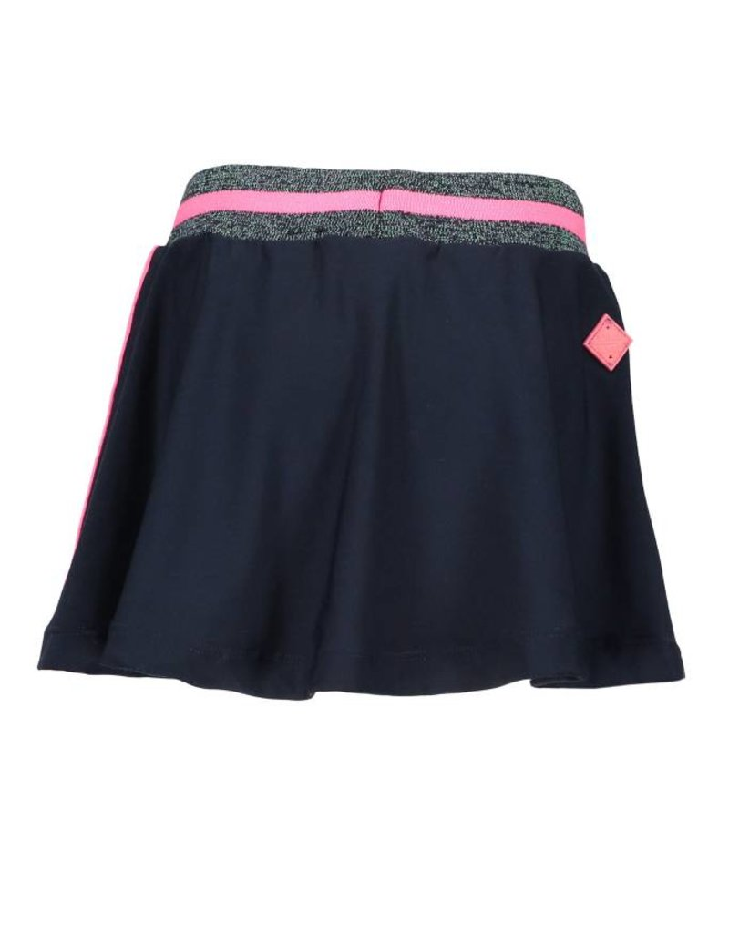 B. Nosy girls skirt with knitted contrast tape on side seam