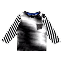 Beebielove Long-sleeve stripes - ANT