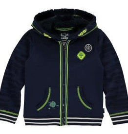 Quapi Vest Linus Navy