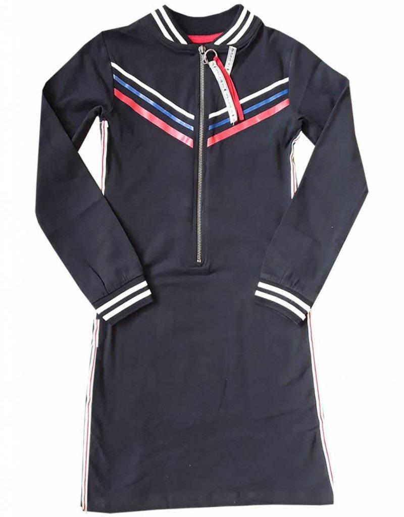 TOPitm Dress Sally  dark blue