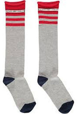 TOPitm Socks Kia Grey