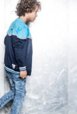 B. Nosy Boys baseball cardigan midnight blue (170)