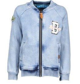 B. Nosy Boys baseball jacket ice denim