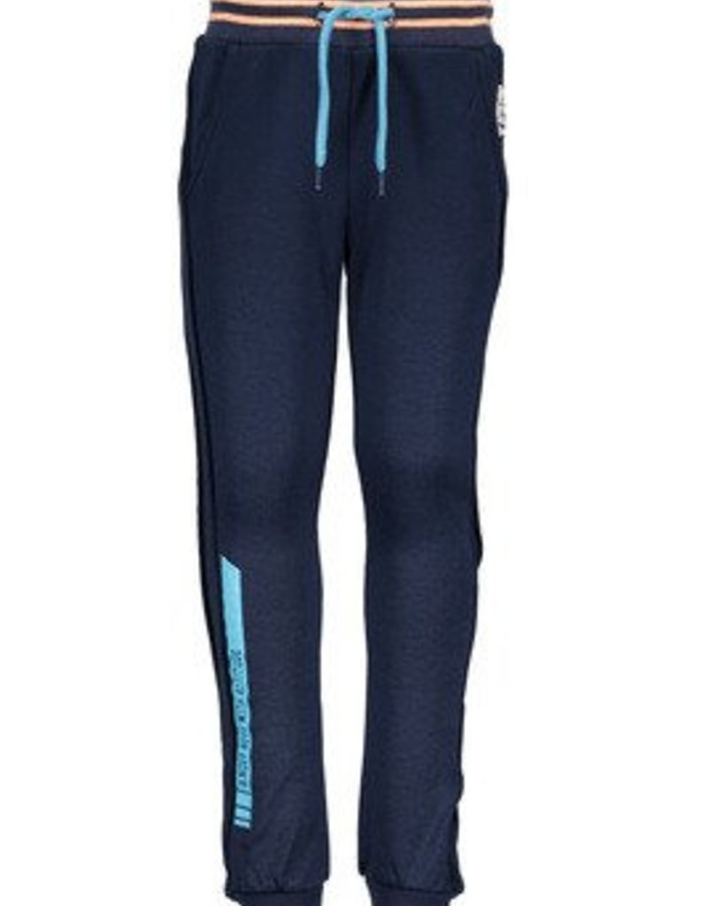 B. Nosy Boyssportive pants with piping on the side midnight blue (170)