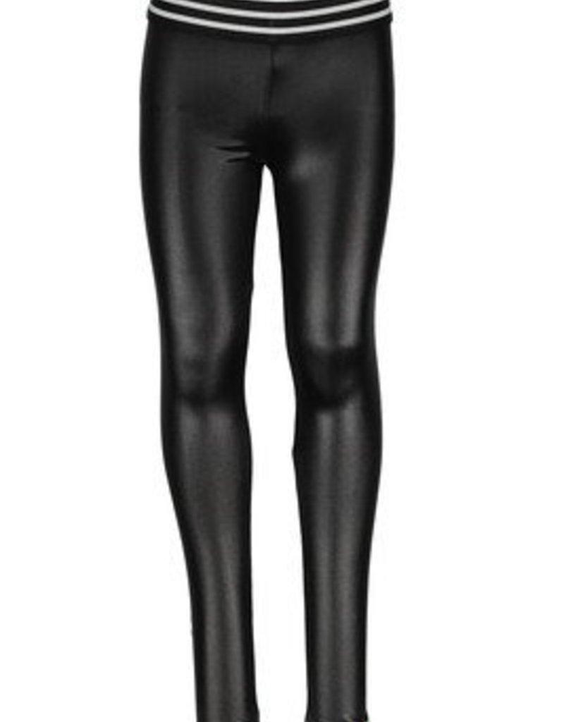 B. Nosy Girls Black coated legging