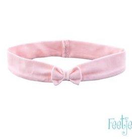 Feetje Haarband met strik Classic roze