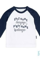 Feetje Longsleeve last name Captain cool