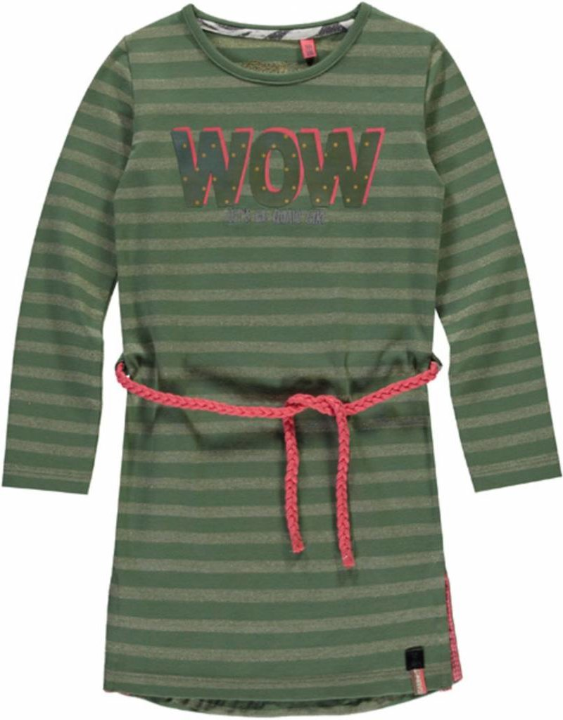 Quapi Lurex dress Samantha