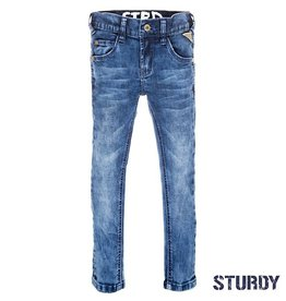 Sturdy Spijkerbroek Power Streched Blue Denim