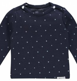 Noppies B Tee ls Collin - Navy