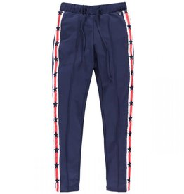 Cars Jeans Broek Kids Drea Stripe SW Pant Navy