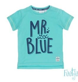 Feetje T-shirt k/m Mr.blue Scuba