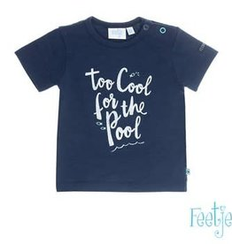 Feetje T-shirt k/m too Cool Ocean Life