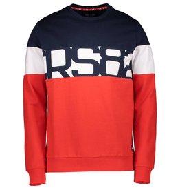 Cars Jeans Sweater Kids Alcamo SW Red