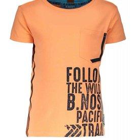 B. Nosy Boys shirt with print on side seam