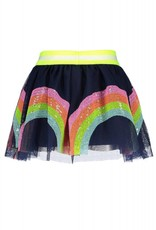 B. Nosy Girls netting skirt with sequinces