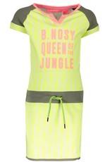 B. Nosy Girls zebra dress with contrast waistband