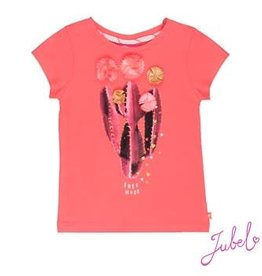 Jubel T-shirt k/m cactus La Isla