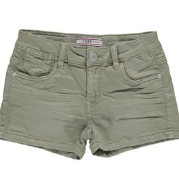 Cars Jeans Kids Lindi Short Olive