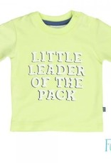 Feetje T-shirt k/m little leader Wild and Free