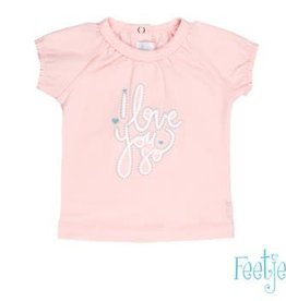 Feetje T-shirt k/m Love you So