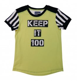 Legends 22 Shirt Keep it 100